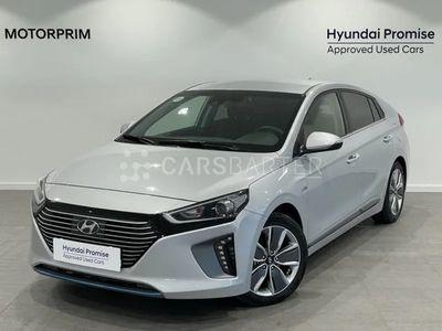 usado Hyundai Ioniq 1.6 GDI HEV Tecno DCT 104 kW (141 CV)
