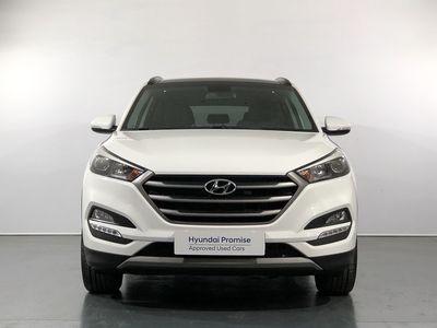 usado Hyundai Tucson 1.7 CRDI 85KW BLUEDR LINK SKY NAV 2WD 115 5P