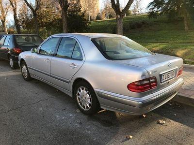 usado Mercedes 170 Clase E CLASE 240 ELEGANCECV