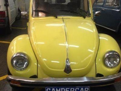 usado VW Käfer Cabriolet en Barcelona