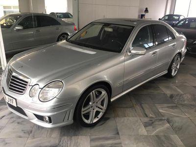 usado Mercedes E63 AMG *REEFUL*XENON*NAVI*TECHO*IMPRESIONANTE**