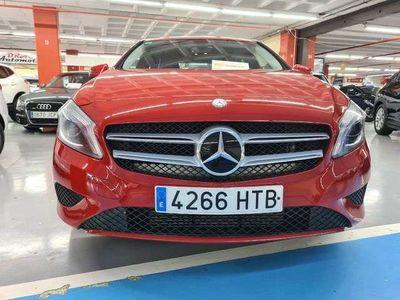 usado Mercedes A220 A 220CDI BE Urban 7G-DCT