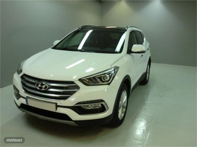 usado Hyundai Santa Fe 2.2 CRDi Link 4x2 7S