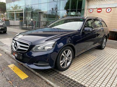 usado Mercedes E220 Estate CDI 7G Plus