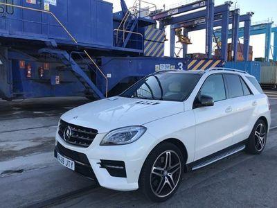 usado Mercedes ML350 4M Edition 1 7G Plus