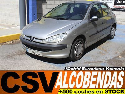 used Peugeot 206 1.4 HDI X-Line 50 kW (70 CV)