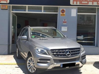 usado Mercedes ML350 Clase M4MATIC