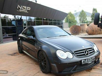 usado Mercedes CLK63 AMG Clase CLKAMG Black Series Auto