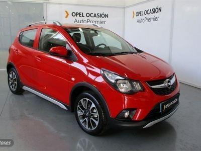 gebraucht Opel Karl 1.0 Rocks
