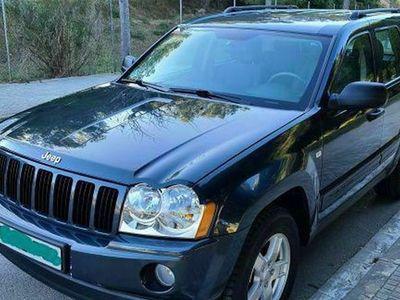 usado Jeep Grand Cherokee 3.0CRD Laredo Aut.