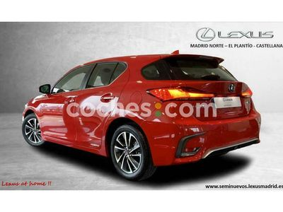 usado Lexus CT200h CtBusiness 136 cv en Madrid