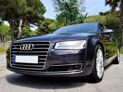 usado Audi A8L 4.2TDI CD quattro Tiptronic