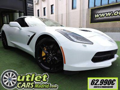 usado Corvette Stingray C7Coupe Targa 6.2 V8