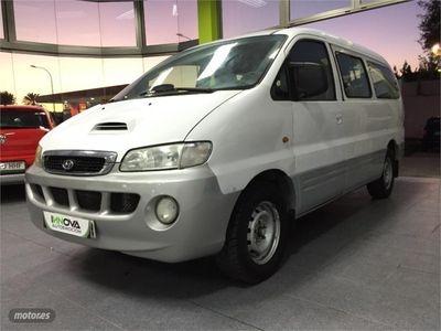 gebraucht Hyundai H-1 2.5 TCi SVX 9 plazas