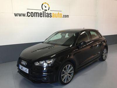 brugt Audi A1 Sportback 1.2 TFSI Adrenalin2