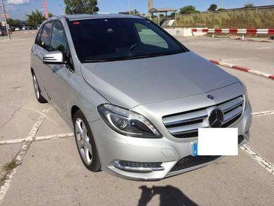 usado Mercedes 180 CDI SPORT 109CV 'Solo 35.000 Kms, libro rev.'