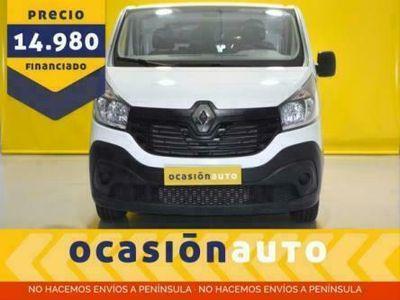 usado Renault Trafic