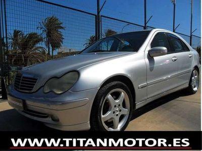 usado Mercedes C300 Clase9G-Tronic