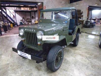 usado Jeep Willys .