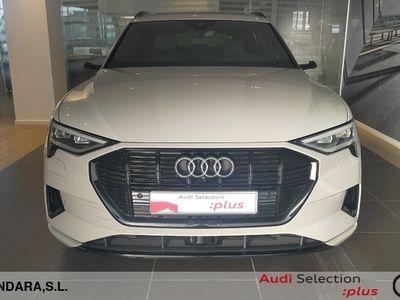 usado Audi E-Tron - Black Line edition 55 quattro 300 kW (408 CV)