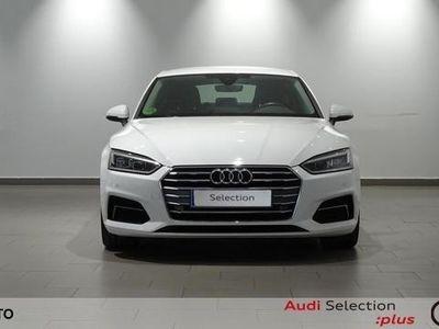 usado Audi A5 Sportback sport 2.0 TDI 110 kW (150 CV) Diésel Blanco matriculado el 10/2017