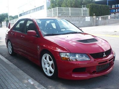 usado Mitsubishi Lancer Evolution 2.0T GSR Ultimate