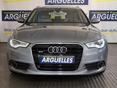 usado Audi A6 Avant 3.0 TDI Quattro S-tronic 245cv