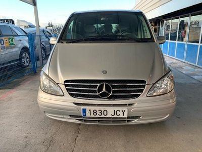 usado Mercedes Viano 2.2CDI Trend Compacta Aut.