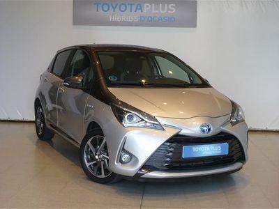 usado Toyota Yaris 100H 1.5 Feel! 20 Aniversario