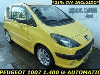 usado Peugeot 1007 1.4 Dolce 2 Tronic