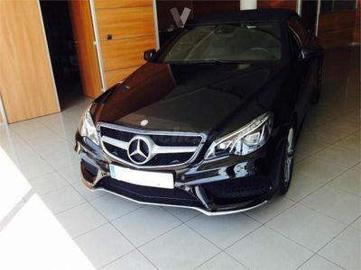usado Mercedes E220 Clase E CabrioCdi 2p. -14