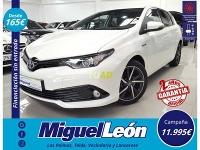 usado Toyota Auris 1.8 140H Hybrid Feel Edition