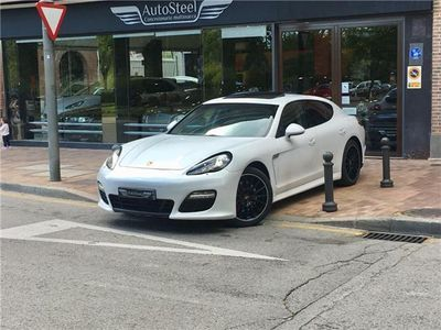 gebraucht Porsche Panamera 4S Aut.