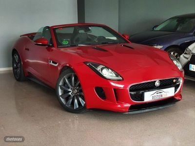 usado Jaguar F-Type R V8 5.0 SC Convertible Auto