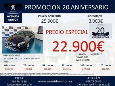 usado Mercedes GLA200 GLAd Urban
