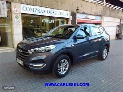 used Hyundai Tucson 1.7 CRDi 85kW 115CV BDrive Essence 4x2