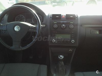 usado VW Touran 2.0TDI Advance 7 PLAZAS WWW.INMOCOCHES.COM