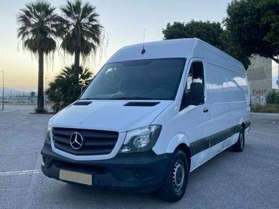 usado Mercedes Sprinter Ch.dcb. 313cdi Largo 129 cv en Malaga