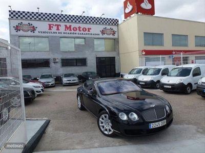 usado Bentley Continental GT Aut. LIBRO REVISIONES, IMPECABLE