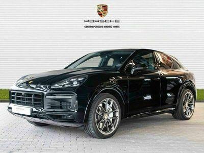 usado Porsche Cayenne Turbo Coupe