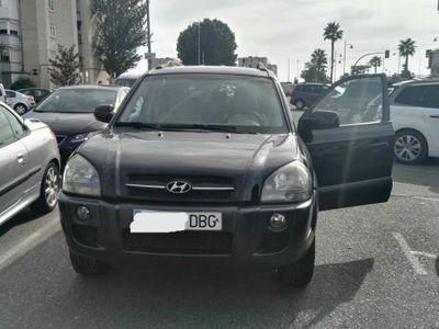 usado Hyundai Tucson 2.0 CDRi COMFORT 4X2 -04
