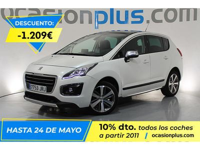 used Peugeot 3008 1.6 BlueHDI Allure (120 CV)