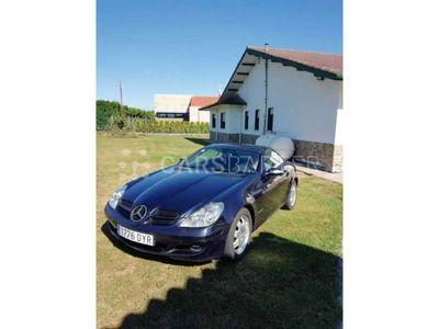usado Mercedes SLK200 200K 2p
