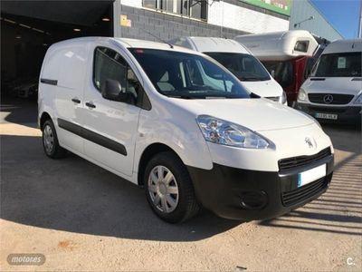 usado Peugeot Partner Furgon Confort Pack L1 1.6 HDi 75