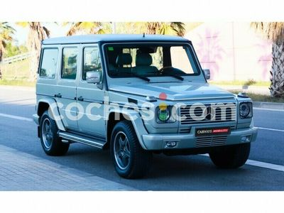 usado Mercedes G55 AMG Clase GAmg Largo Aut. 500 cv en Barcelona