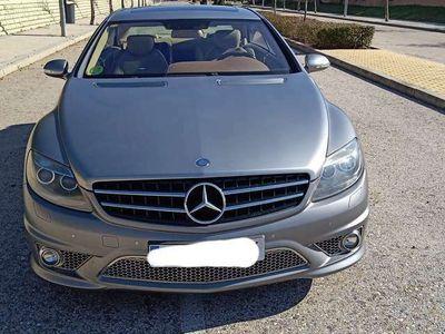 usado Mercedes CL63 AMG AMG 7G-TRONIC