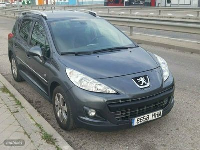 usado Peugeot 207 Outdoor SW 1.6 HDI 92 FAP