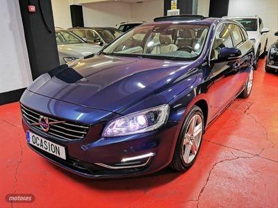 usado Volvo V60 2.4 D6 Hibrido AWD Auto