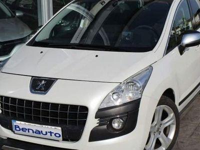 usado Peugeot 3008 1.6e-HDI Blue L. FAP Allure CMP 110