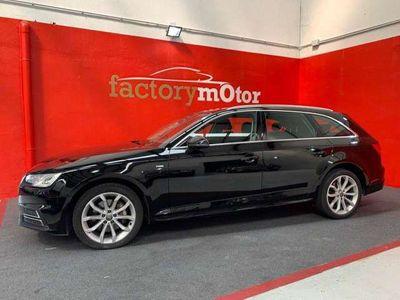 usado Audi A4 Avant 2.0TDI Black line edition Q. S-T 140kW